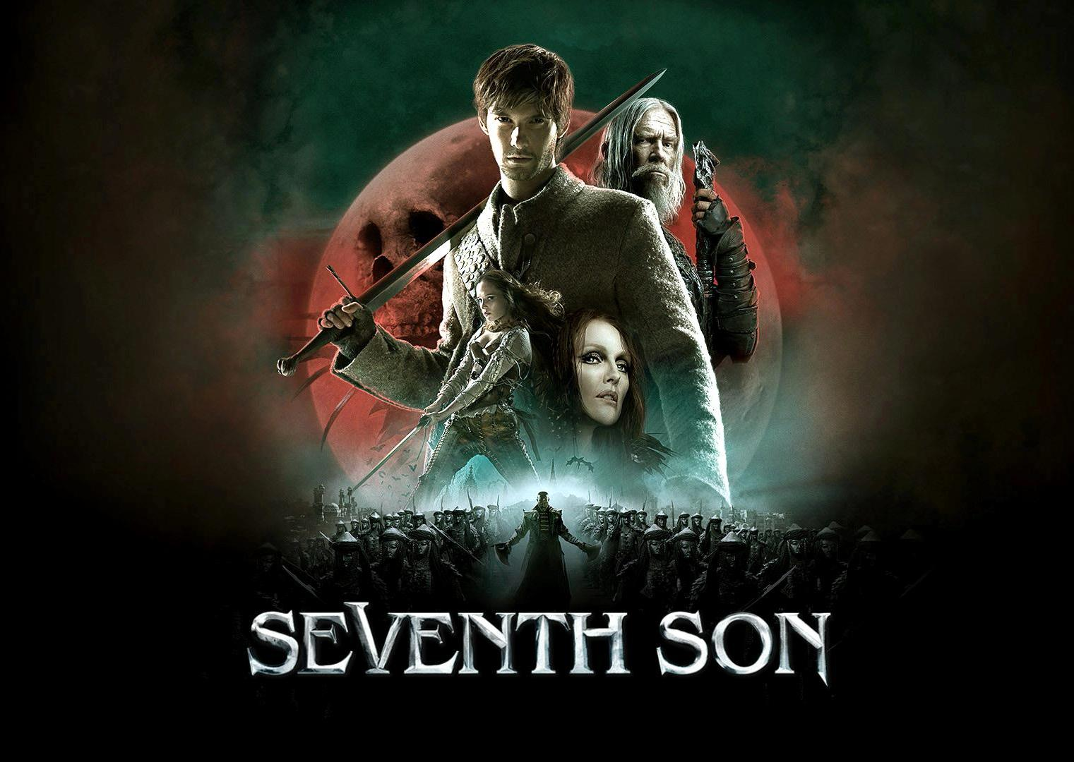 the seventh son The seventh son of a seventh son is a scary urban legend that comes from mexico it's about a young boy who has occult powers and is feared by everyone in his village.