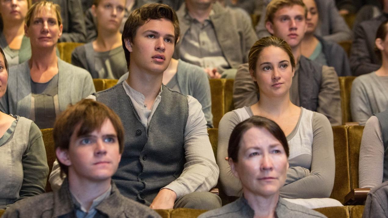 Divergent Review | Jason's Movie Blog