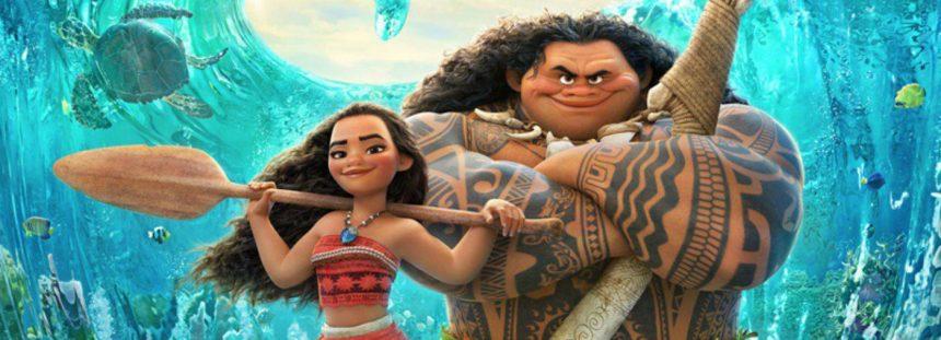 Moana Movie Banner