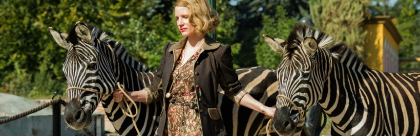 The Zookeeper's Wife (2017) Review | Jason's Movie Blog