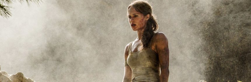 Tomb Raider Official Trailer 1 Jason S Movie Blog