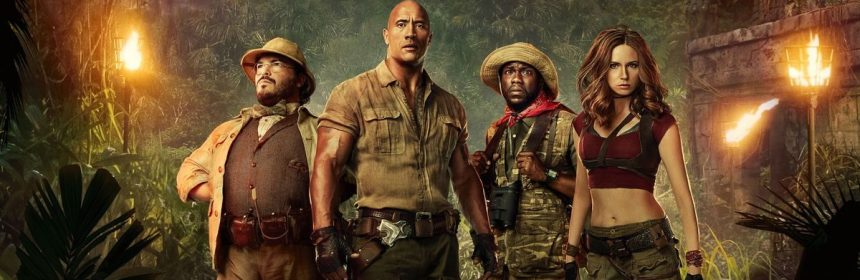 Jumanji Welcome To The Jungle 2017 Review Jason S Movie Blog