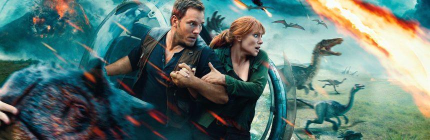 Jurassic World Fallen Kingdom 2018 Review Jason S Movie Blog