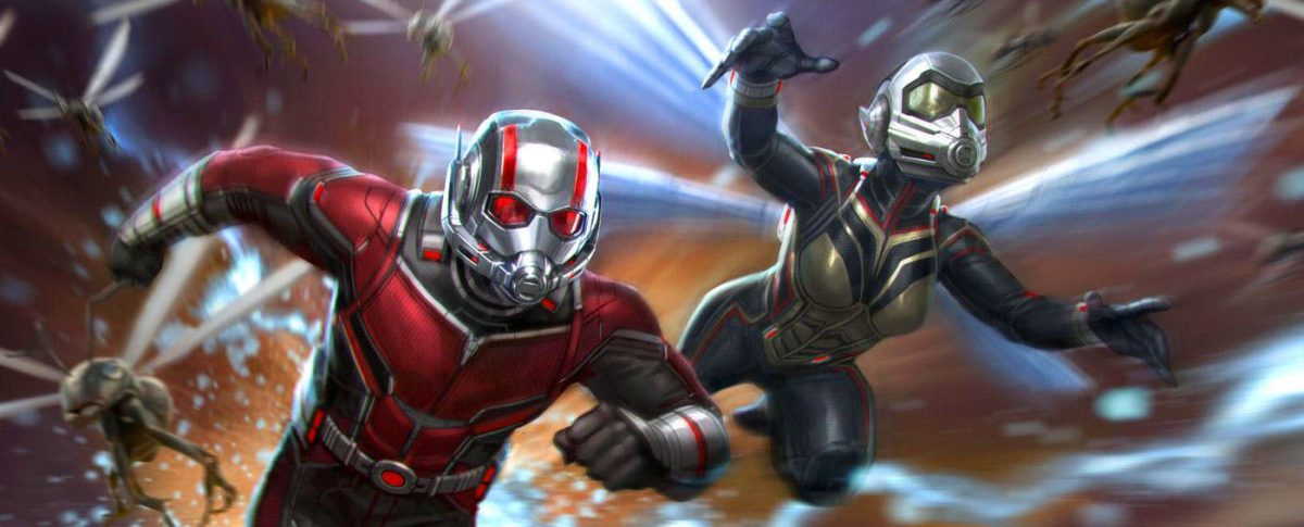 Ant-Man and the Wasp (2018) Review | Jason's Movie Blog