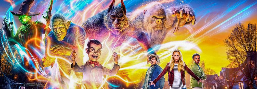 Goosebumps 2 Haunted Halloween 2018 Review Jasons Movie Blog