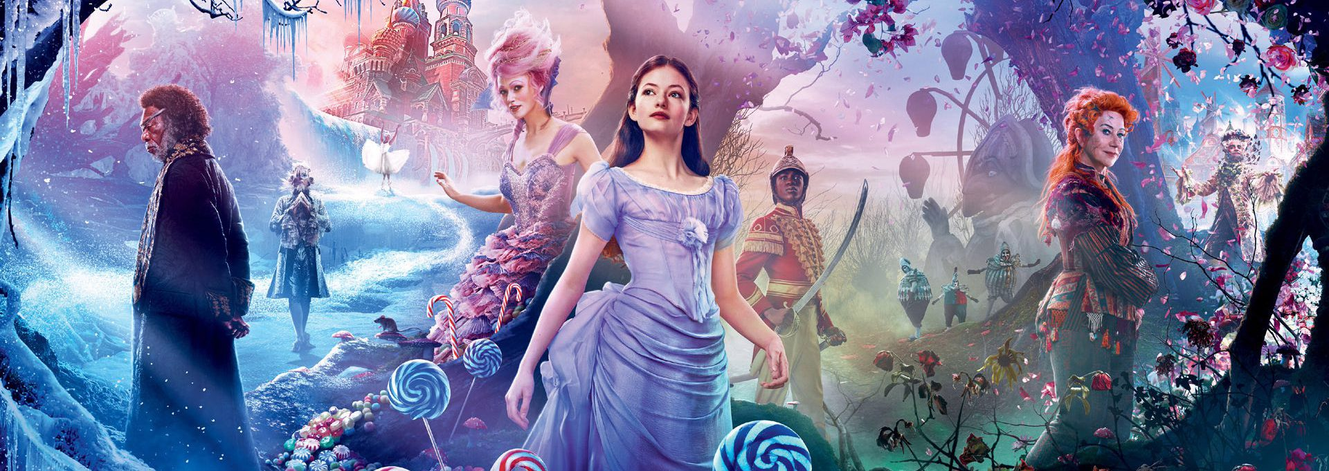 The Nutcracker and the Four Realms | Jason's Movie Blog