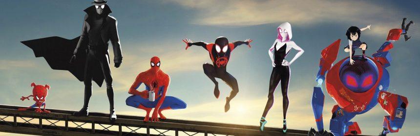 Spider Man Into The Spider Verse 2018 Review Jason S Movie Blog