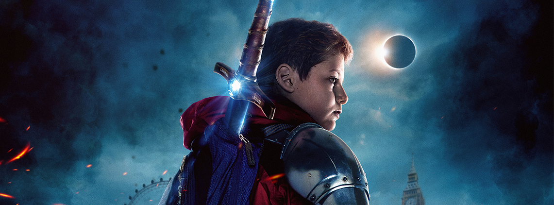 Movie Poster 2019: The Kid Who Would Be King (2019) Review