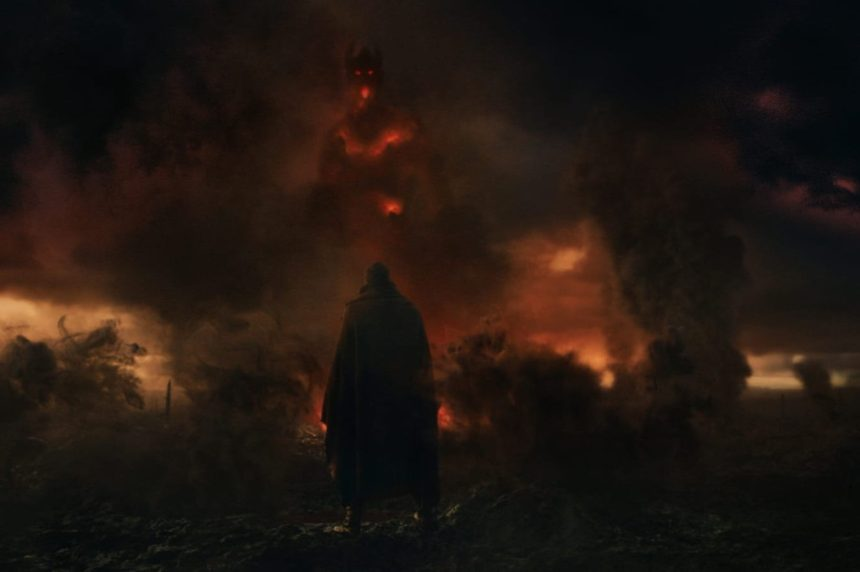 Movie Poster 2019: Tolkien (2019) Review