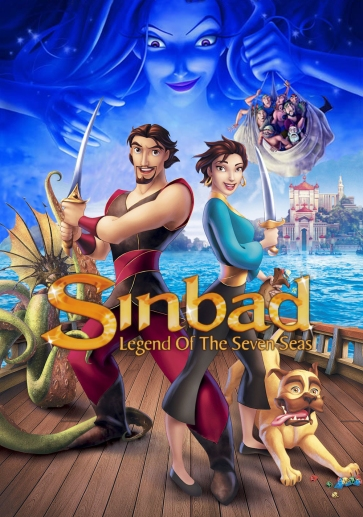 Cinematic Flashback: Sinbad: Legend of the Seven Seas (2003