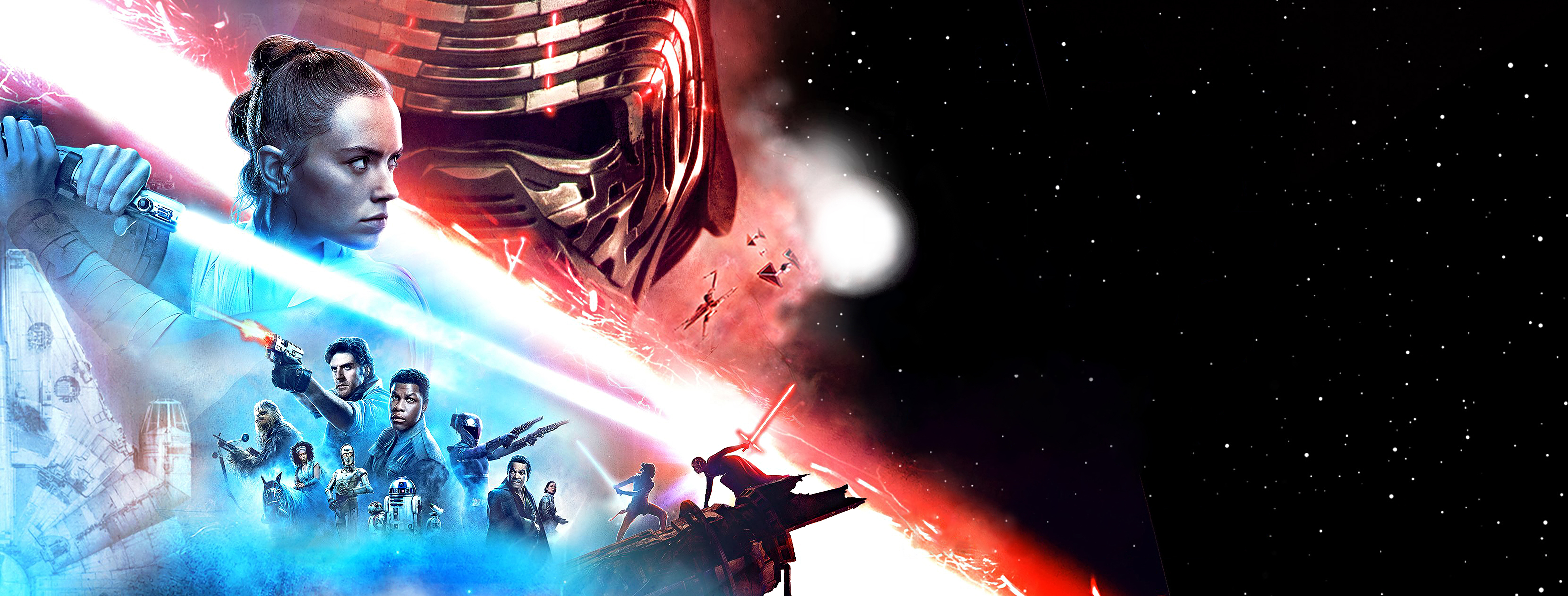Star Wars The Rise Of Skywalker 2019 Review Jason S Movie Blog