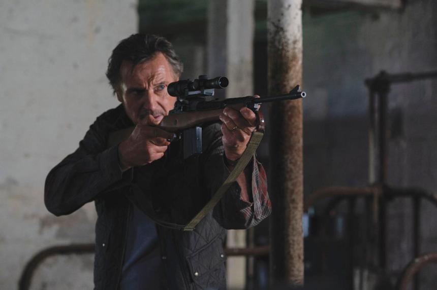 Phim Tay Xạ Thủ - The Marksman (2021)  Full Online